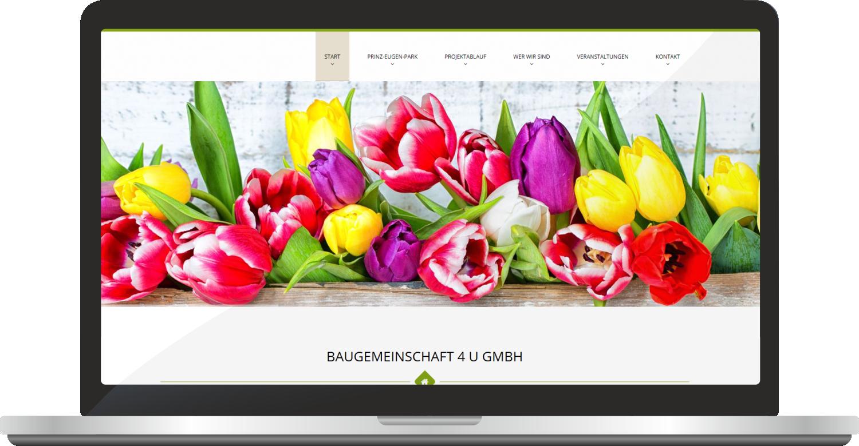 Website Baugemeinschaft4u.de
