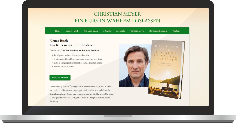 Website Ein-kurs-in-wahrem-loslassen.de