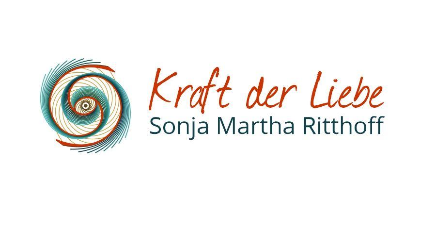 Logo-Design Sonja Martha Ritthoff, Kraft Der Liebe