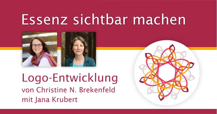 Essenz sichtbar machen – Logoentwicklung für Christine Brekenfeld
