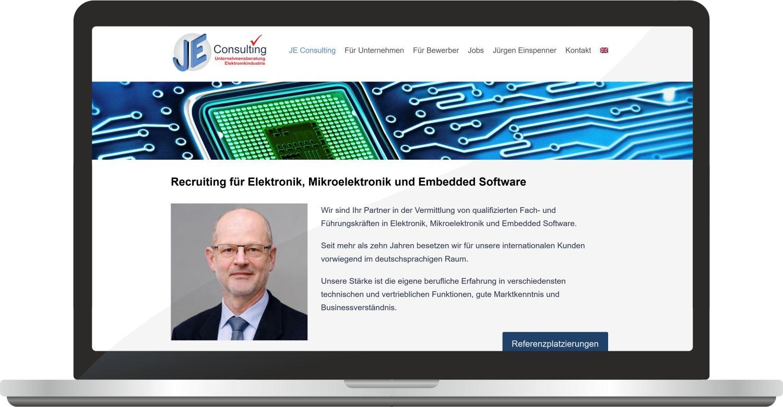 Webdesign Einspenner.com
